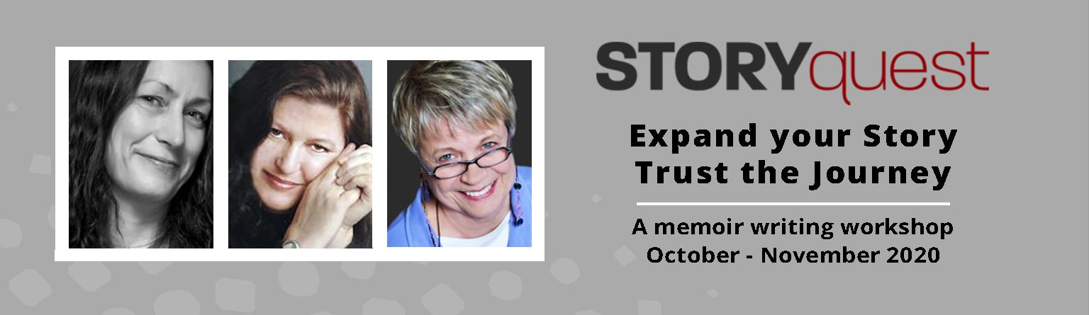 Story Quest Workshop with Laura Lentz